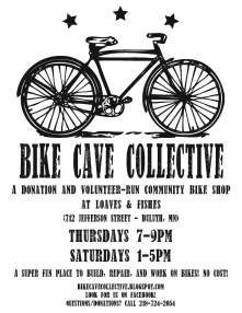 Bike Cave Flyers