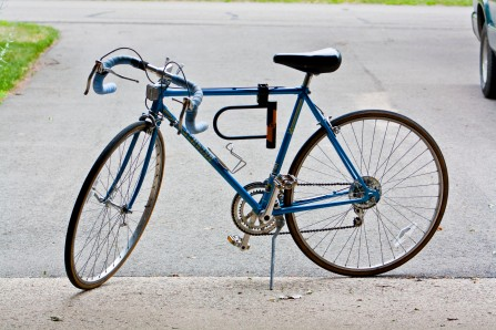Blue Steel I