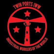 Twin Ports IWW logo