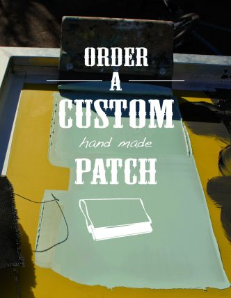 Custom Patch Order Image