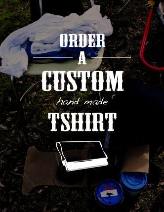 Custom Tshirt Order Image